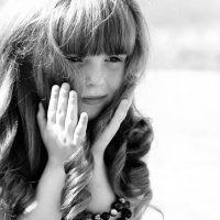 Моя доченька :: Юлия Симбирцева