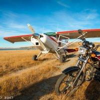 Внезапно, самолет! :: Даба Дабаев