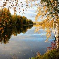 Однажды осенью :: Рашид Рахимов