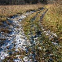 Дорога в зиму :: Андрей Тихомиров