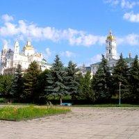 Свято - Успенская  Почаевская Лавра :: Igor Osh