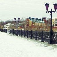 зима пришла :: Олег Петрушов