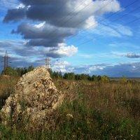 Может это метеорит... :) :: Gimp Fanat Евгений Щербаков