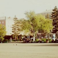 площадь ленина :: Елена Бобичева