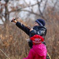 Во время стрельб, ни одно животное не пострадало... :: Виталий Левшов