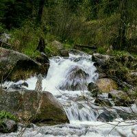 Быстрая вода :: юрий Амосов