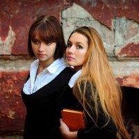 Школьницы :: Светлана Кошеленко