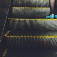 в метро :: Alexandra Murashko
