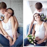 Фотосессия беременных :: Anna Zhuk