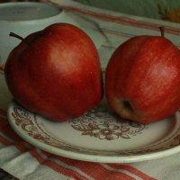 яблочки :: Irina Osetrova