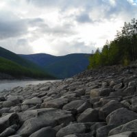 Угрюм-река :: Александр Хаецкий