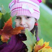 Осенняя красавица! :: Инна Матвеева