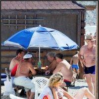 Отдых, понятие растяжимое... :: brewer Vladimir