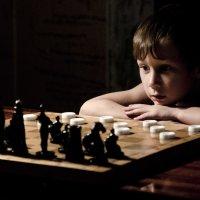 игра с отцом :: Dmitry Ozersky
