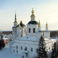 Величие старины :: Анастасия Пахомова