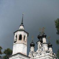 церковь Вознесения :: Анастасия Пахомова