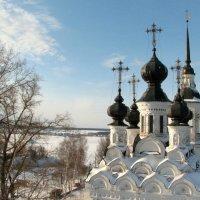 выше только небо :: Анастасия Пахомова