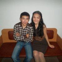 Ерден и Айжан :: Dauren Kozhin