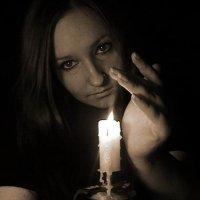 свеча горела... :: Darja Bobkova