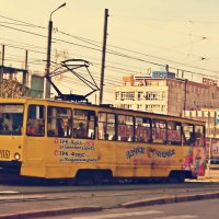 [Челябинский трамвайчик] :: Ириска Жукова