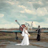 Авиационная свадьба :: Александр Святкин