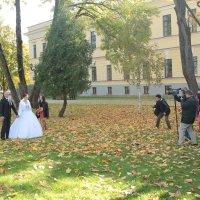Нелегкая работа у фотографов!!! :: Олег Фролов