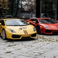 Lamborghini Moscow :: Mikhail Kuznetsov