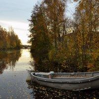 Лодка :: Алла Шулепина