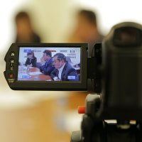 "Видеосъемка ""круглого стола"" :: Павел Myth Буканов"