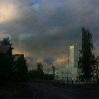 Вечерний маршрут :: Андрей Мезенцев