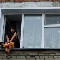 Из окна :: Анастасия Гладкова