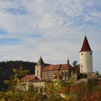 Замок Кривоклад в Чехии :: Наталья Агеева