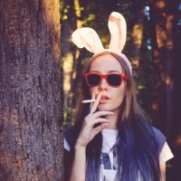 Кролик :: Катерина Бахтина