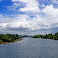 Фото с того самого моста через реку Квай :: Михаил Рогожин