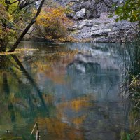 Чернореченский каньон :: Olga Kharchishina