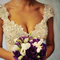 букет невесты.... :: Батик Табуев