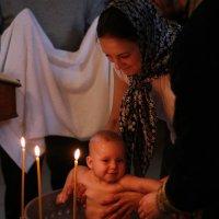 Крещение :: Олег Владимирович