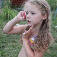 девочка 7 лет :: Ирина Рудиш