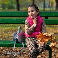 Золотая осень :: Татьяна Александровна