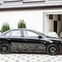 Mitsubishi :: Заур Тахгириев