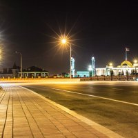 г.Грозный, Мост :: Заур Тахгириев