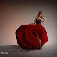 Девушка цветок :: Nelli Iudintceva