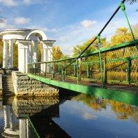 Беседка в Харитоновском парке. Екатеринбург :: Igor Zau