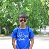 младший братик :: Еркежан Танкаева
