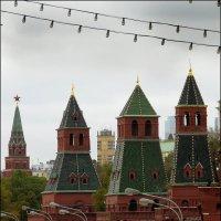 Кремлевские башни :: antip49 antipof