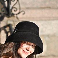 """шляпка """"Секрет"""" :: Виктория Еремеева"""