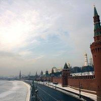 Зимняя Москва :: Дмитрий Сушкин