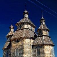 Церковь на Хортице :: Serge Golos