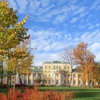 Усадьба-музей Г. Державина на Фонтанке :: Владимир Павлов