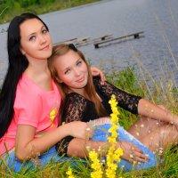 Сестрёнки :: danza (Natalya) Domnina